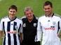 Zoltan Gera, Roy Hodgson and Ben Foster