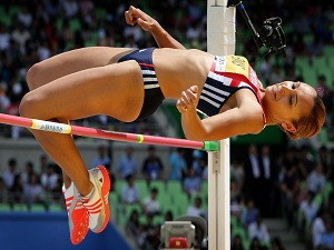 Result Jessica Ennis Finishes Fifth In High Jump Sports Mole