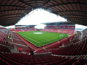 The Britannia Stadium