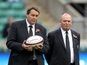 Steve Hansen and Graham Henry
