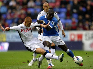 Steve Sidwell and Mohammed Diame