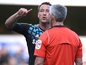 John Terry, Chris Foy