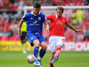 David Nugent and Chris Gunter