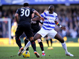 Samba Diakite and Moussa Dembele