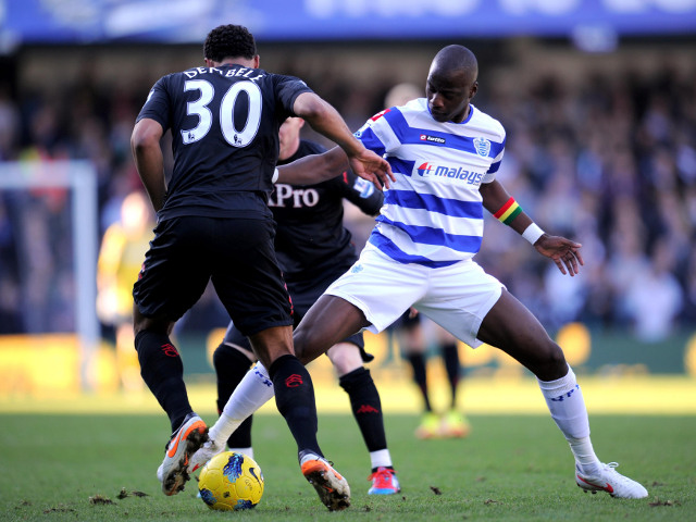 Samba Diakite and Moussa Dembele