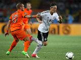 Mesut Ozil, Wesley Sneijder