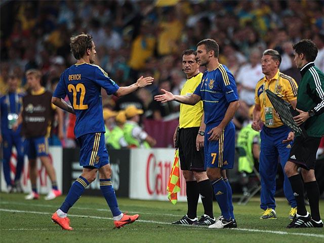 Andriy Shevchenko, Marko Devic