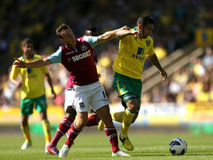 Mark Noble, Bradley Johnson