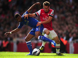 Ashley Cole, Aaron Ramsey