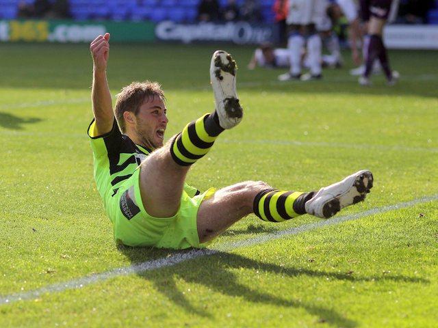 Sam Foley for Yeovil Town