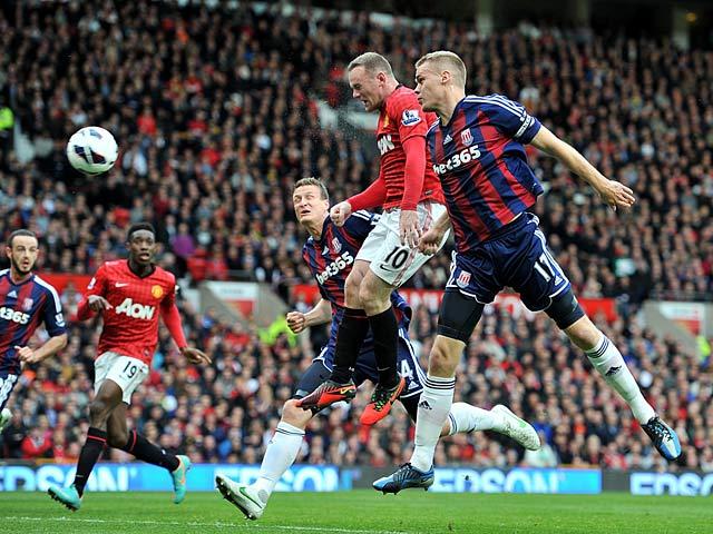 Wayne Rooney, Ryan Shawcross