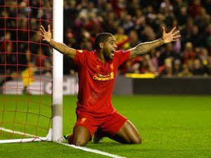 Glen Johnson appeals for a penalty