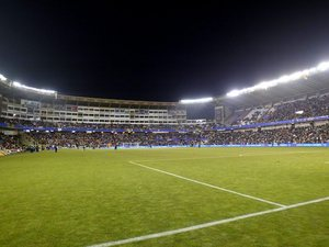 Jose Zorrilla Stadium, home of Real Valladolid