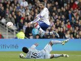 Lisandro Lopez scores for Lyon on November 18, 2012
