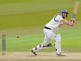 Hampshire's Simon Katich on May 17, 2012