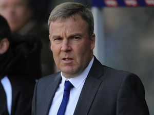 Millwall boss Kenny Jackett on November 18, 2012