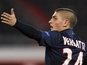 Paris Saint-Germain's Marco Verratti on November 6, 2012