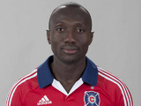 Dominic Oduro on November 11, 2012