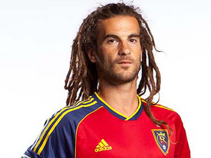 Kyle Beckerman on March 6, 2012