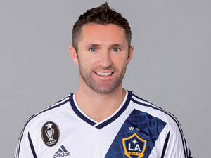 Robbie Keane on February 27, 2012