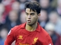 Liverpool's Suso on November 17, 2012