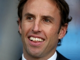Gareth Southgate on August 8, 2009
