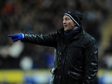 Crystal Palace manager Ian Holloway on November 27, 2012