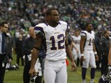 Percy Harvin of the Minnesota Vikings on November 4, 2012