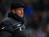 St Johnstone manager Steve Lomas on January 14, 2012