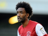 Fleetwood Town's Youl Mawene on August 13, 2012