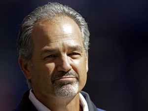 Indianapolis Colts manager Chuck Pagano on September 22, 2012