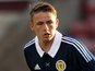 West Bromwich Albion's Scott Allan on August 14, 2012