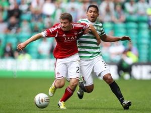 Aberdeen's Ryan Fraser on August 4, 2012