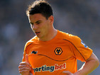 Wolverhampton Wanderers' Adam Hammill on October 16, 2011