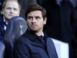 Tottenham Hotspur's Andre Villas-Boas on the touchline on December 16, 2012
