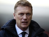 Everton boss David Moyes on the touchline at Stoke on December 15, 2012