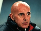 Arrigo Sacchi, when coach of Atletico Madrid back in November 1998