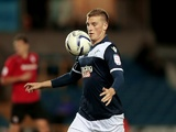 Millwall's Chris Wood in action against Cardiff on September 18, 2012