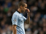 City midfielder Jack Rodwell after a 1-1 draw with Borussia Dortmund on October 3, 2012