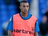 Josh Parker - then of Oldham - before a Carling Cup clash on August 9, 2011