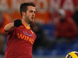 Roma's Miralem Pjanic on December 8, 2012