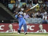 India captain MS Dhoni in a Twenty20 against Australia on February 1, 2012