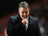 Peterborough boss Darren Ferguson after defeat to Charlton on November 27, 2012