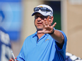 San Diego Chargers' defensive coordinator John Pagano on July 27, 2012