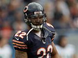 Chicago Bears' Matt Forte on December 2, 2012