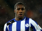 Sheffield Wednesday's Michail Antonio on December 2, 2012
