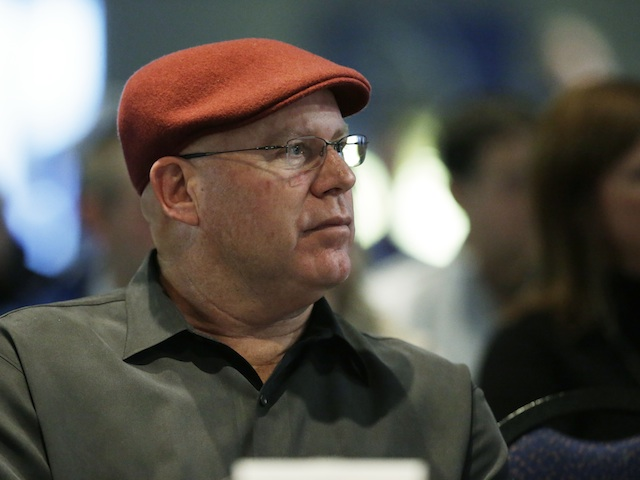 Colts' offensive co-ordiantor Bruce Arians at a press conference in Indianapolis on Christmas Eve 2012