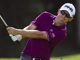 Scott Langley during the first round of the Sony Open golf tournament 10 January, 2013
