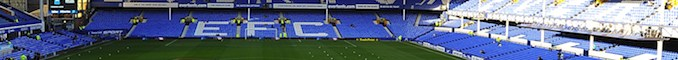 General view of Goodison Park