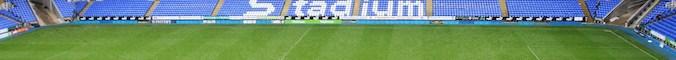 General view of Madejski Stadium
